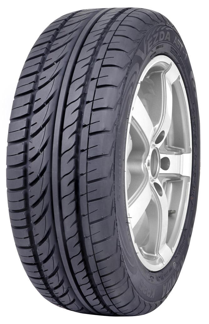 非對稱轎車胎 / 建大工業股份有限公司