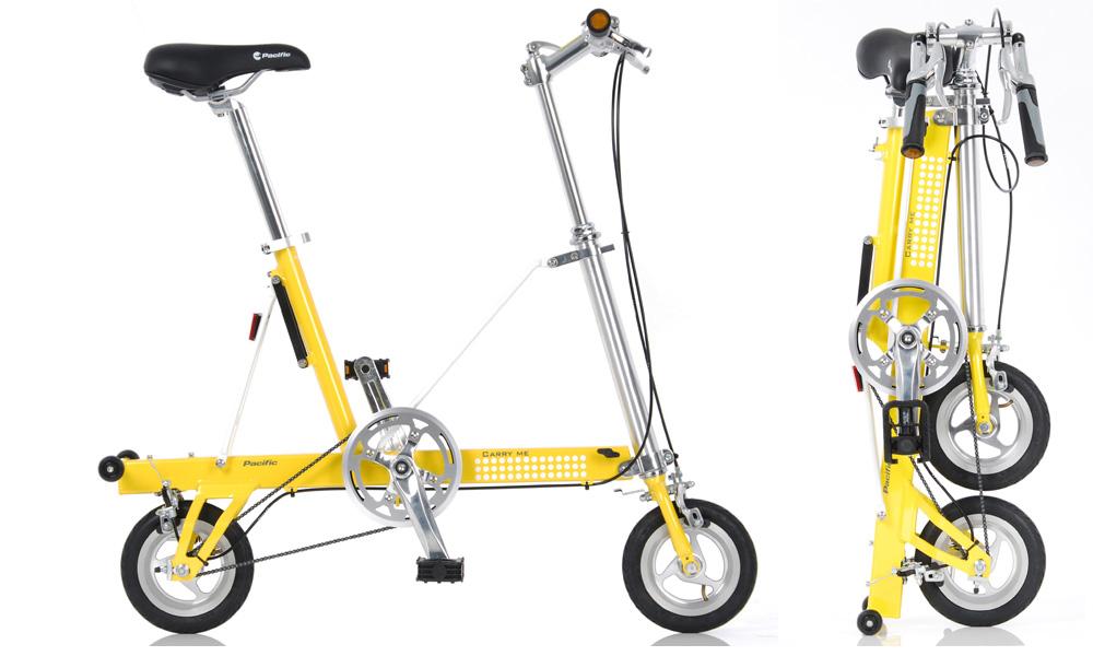 CarryMe 8吋折疊車 / 太平洋自行車股份有限公司