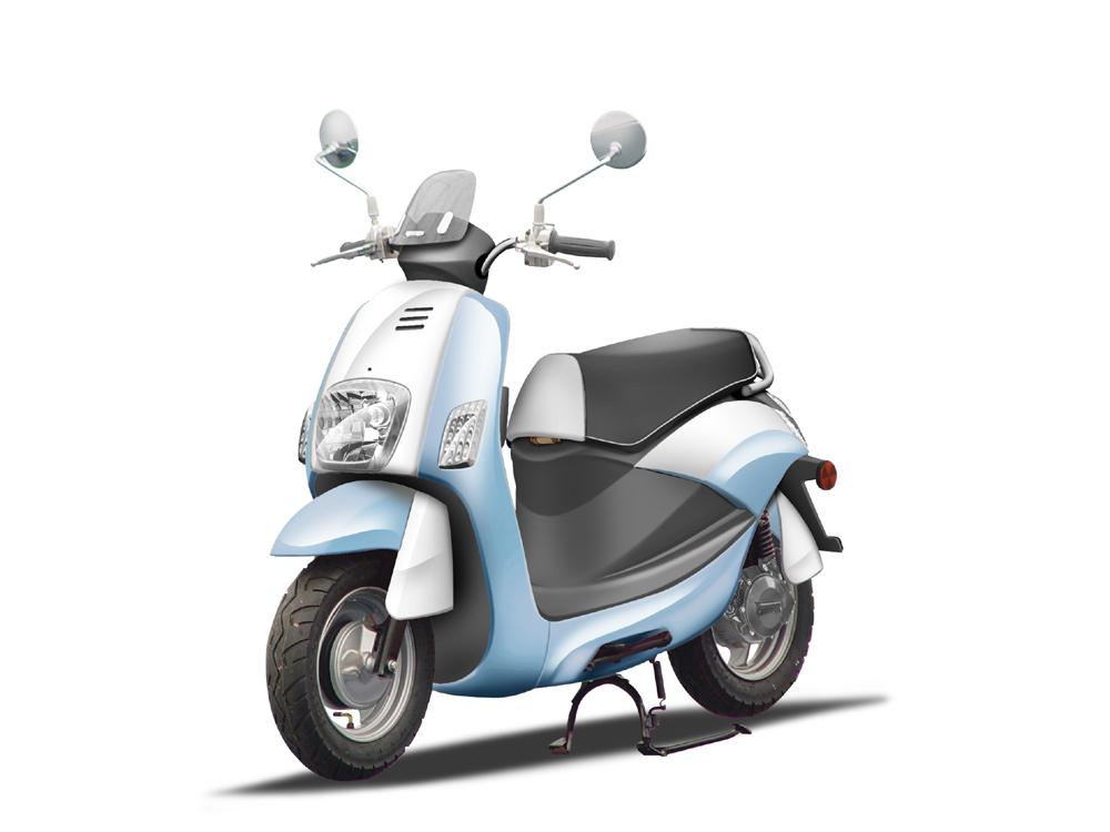 e-moving 電氣二輪車 / 中華汽車工業股份有限公司