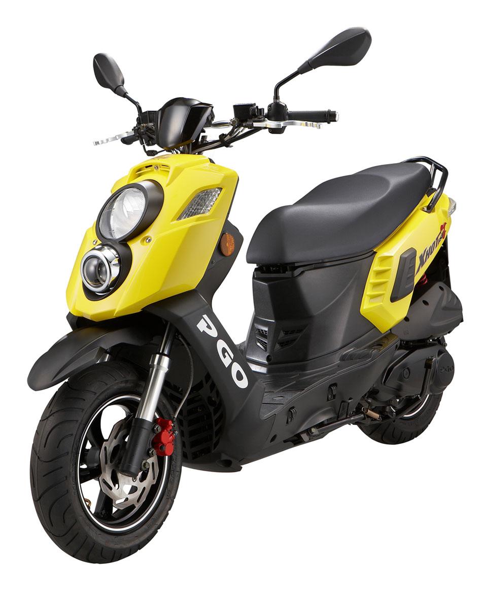 X-HOT 150 / 摩特動力工業股份有限公司