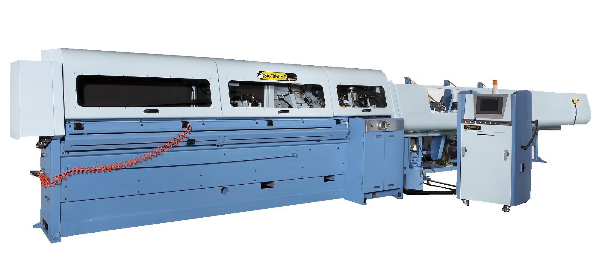超高速高張力鋼管專用圓鋸機 / 和和機械股份有限公司