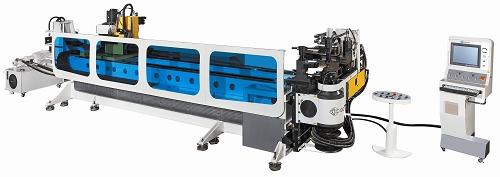 CNC 12 軸電機伺服彎管機 / 和和機械股份有限公司