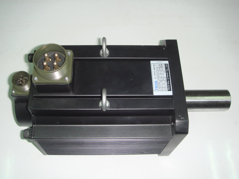 Permanent Magnet Ac Servo Motor / TECO ELECTRIC & MACHINERY CO., LTD.