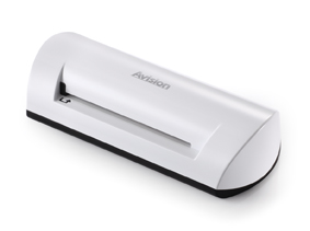 Intelligent Portable Photo Scanner & Card reader / AVISION INC.