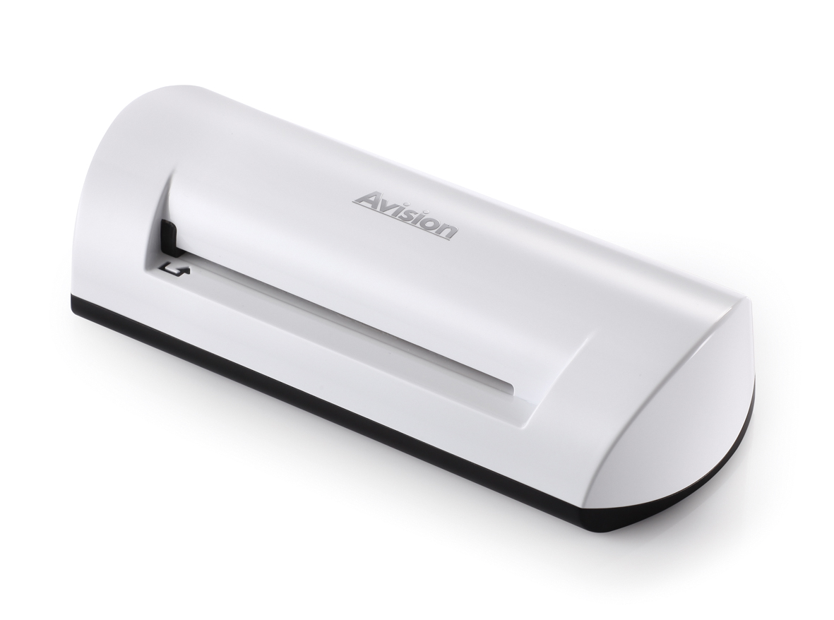 智慧型可攜式相片掃描器兼讀卡機
