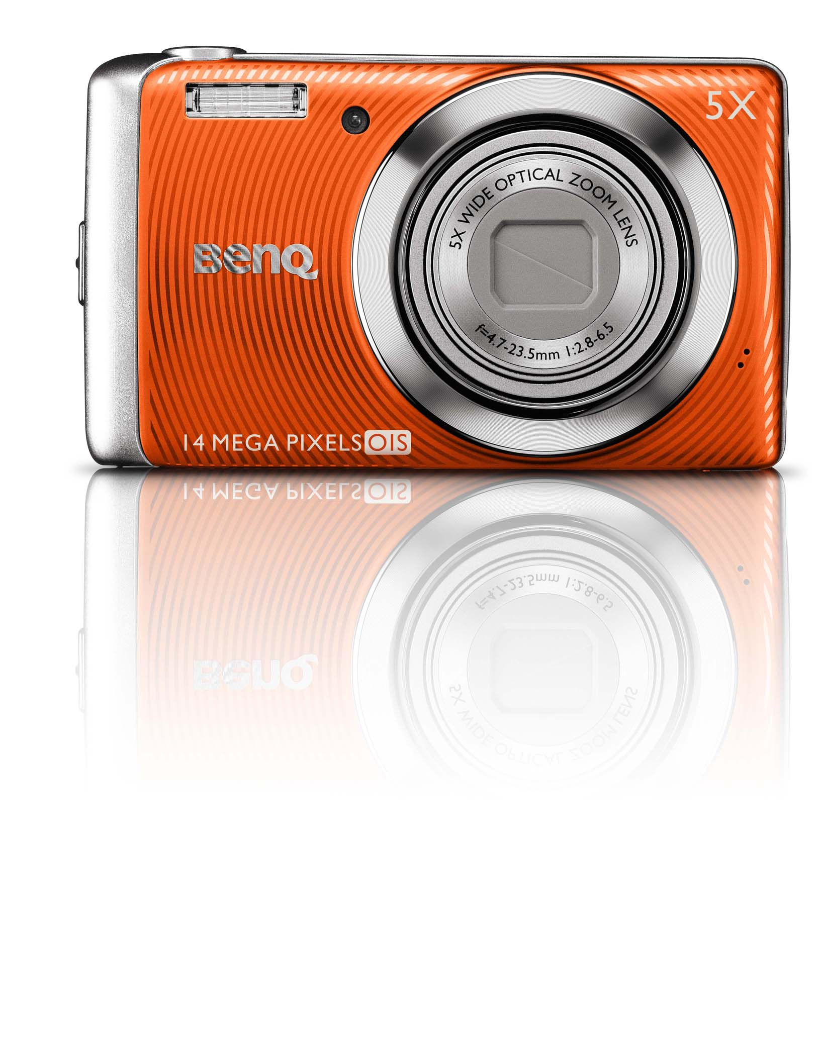 BenQ 智慧型光學防手震相機照相機