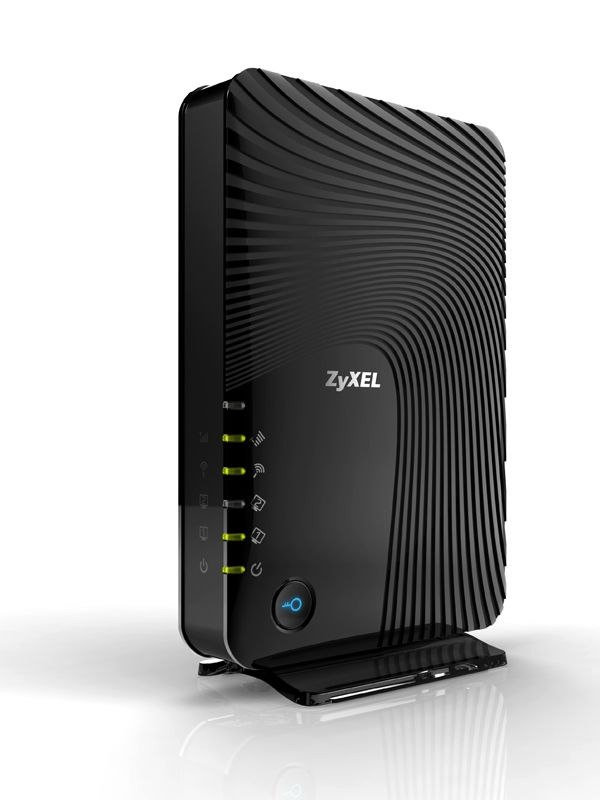 5GHz Wireless N Media Streaming Box / Zyxel Communications Corporation