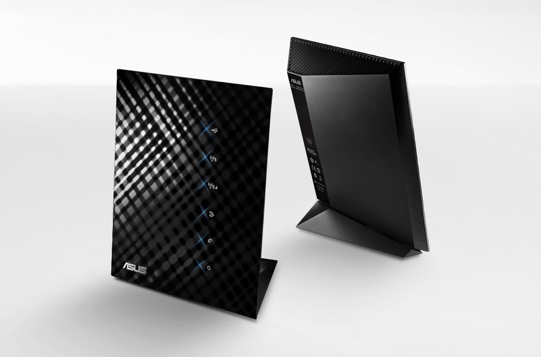 Gigabit 無線雙頻路由器 / 華碩電腦股份有限公司