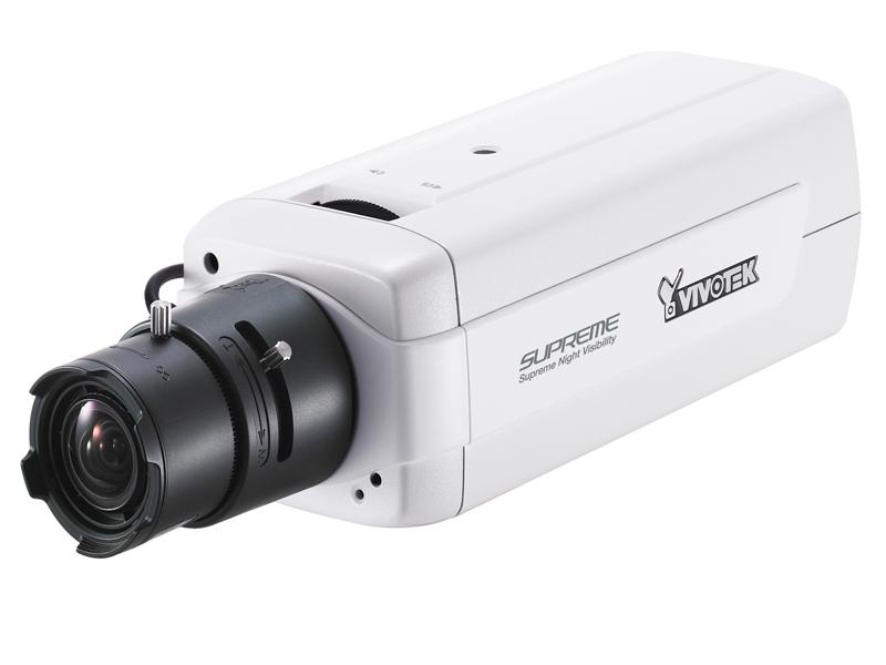 夜間高辨識度 130萬畫素 固定式網路攝影機