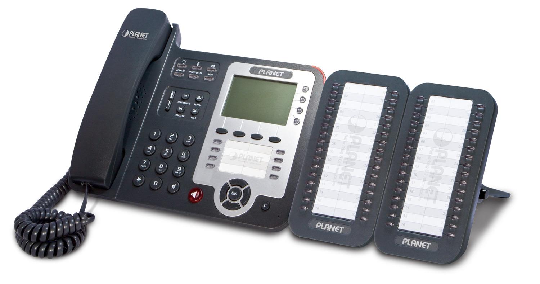 企業型可擴充式PoE網路電話 / 普萊德科技股份有限公司