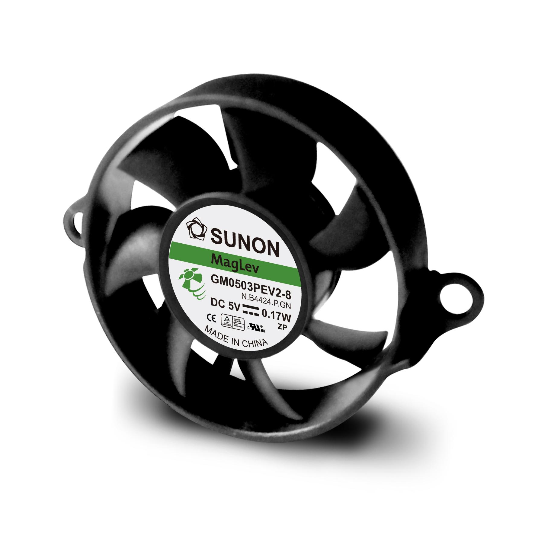 Energy-saving Cooling Fan for LED MR16