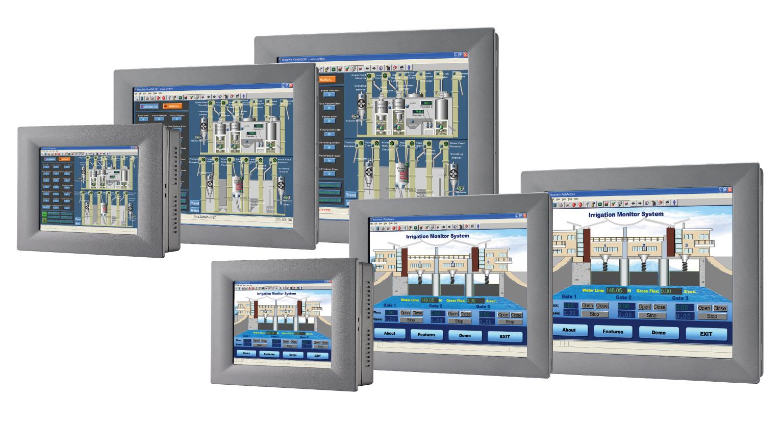 低功耗寬溫工業級觸控電腦