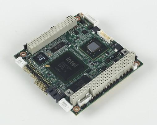 高抗震、惡劣環境專用,寬溫PC/104 CPU主板 / 研華股份有限公司