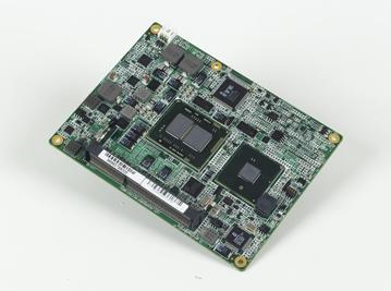 高效能智慧型嵌入式電腦模組 / 研華股份有限公司