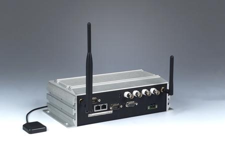 無風扇車載DVR嵌入式系統 / 研華股份有限公司