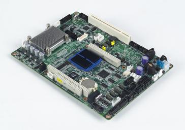 智慧型低功耗EBX單板電腦 / 研華股份有限公司