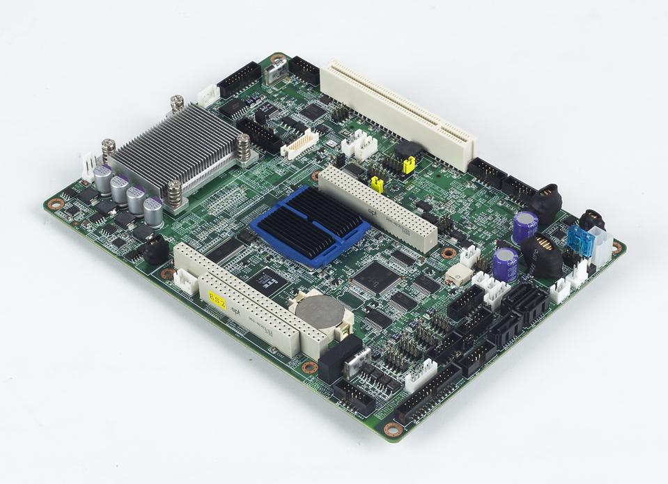 智慧型低功耗EBX單板電腦