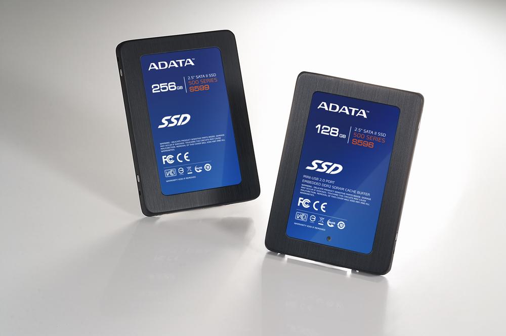 SATAII 極限傳輸效能固態硬碟 / 威剛科技股份有限公司