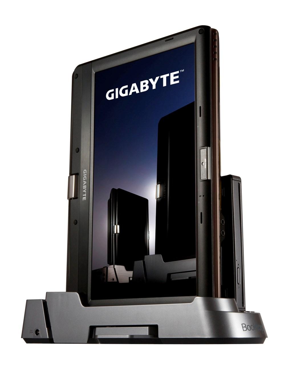 超輕薄雙用觸控平板電腦 / 技嘉科技股份有限公司