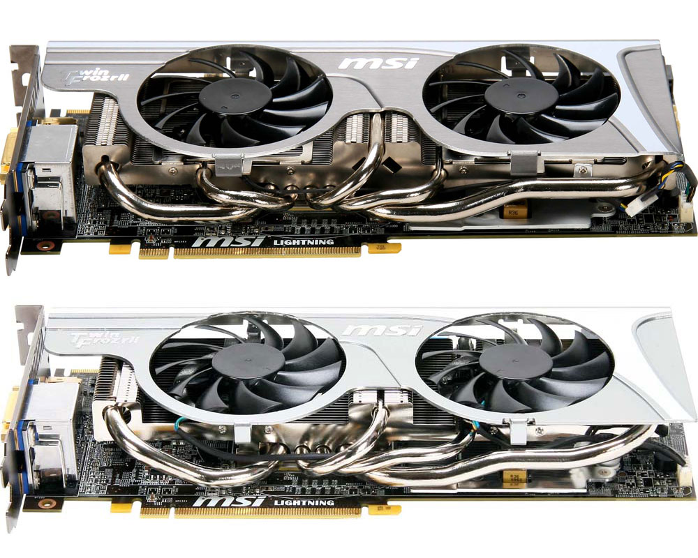 Ultimate Performance and Overclocking graphics card