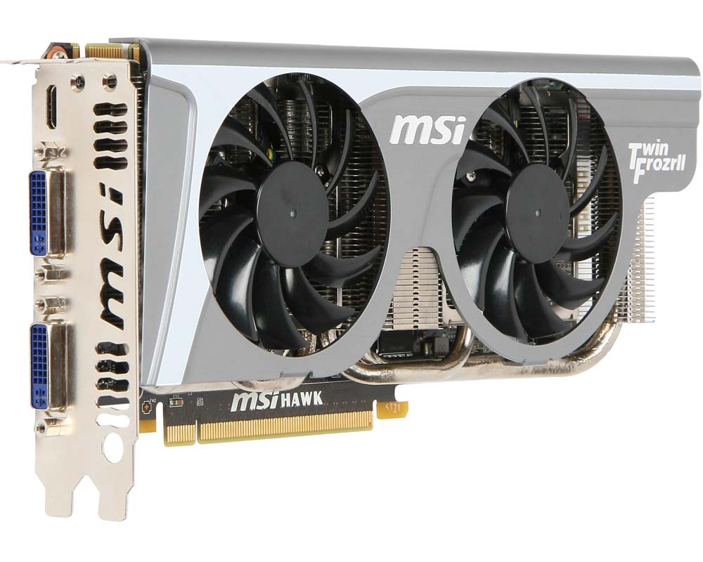 High Performance Overclocking Graphics Card / Micro-Star International Company Limited
