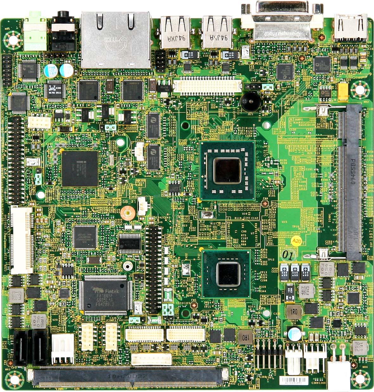 MXM顯示卡升級工業用主機板  IM-GS45-M