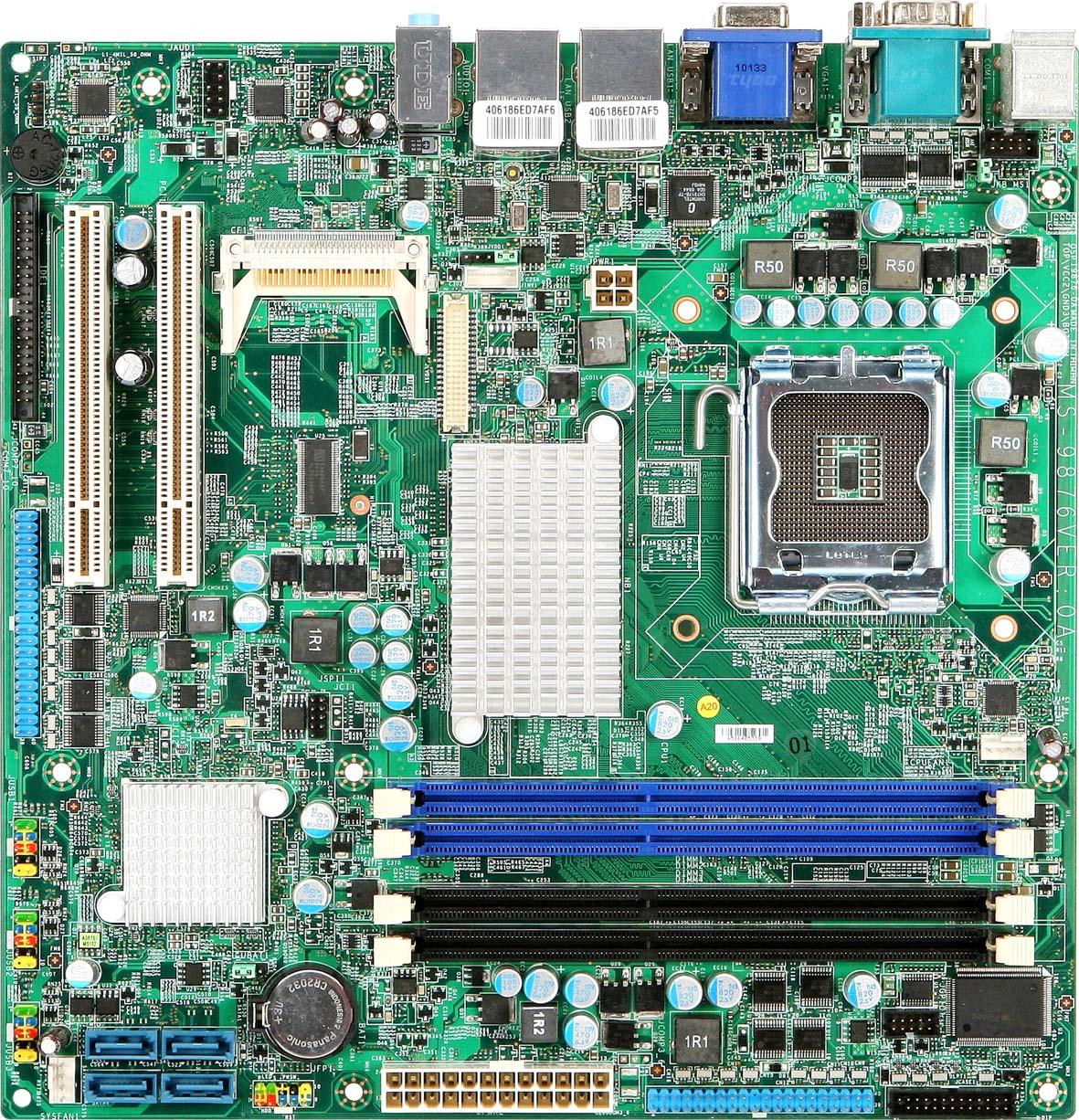 ATM應用工業用主機板 IA-Q45