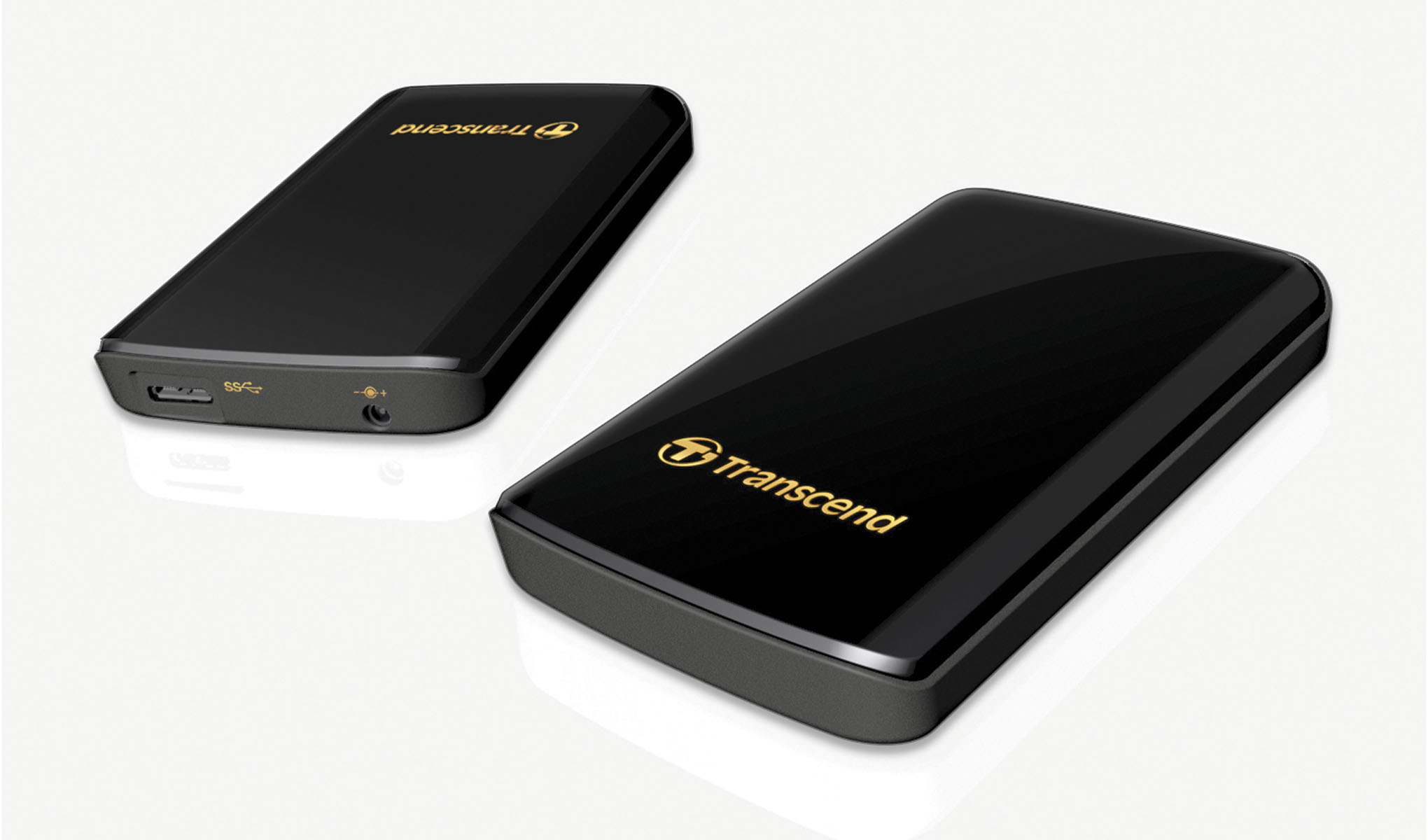 External Hard Drives / Transcend Information, Inc.