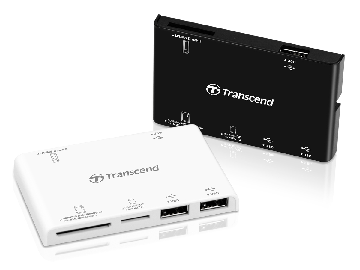 Card Readers / Transcend Information, Inc.