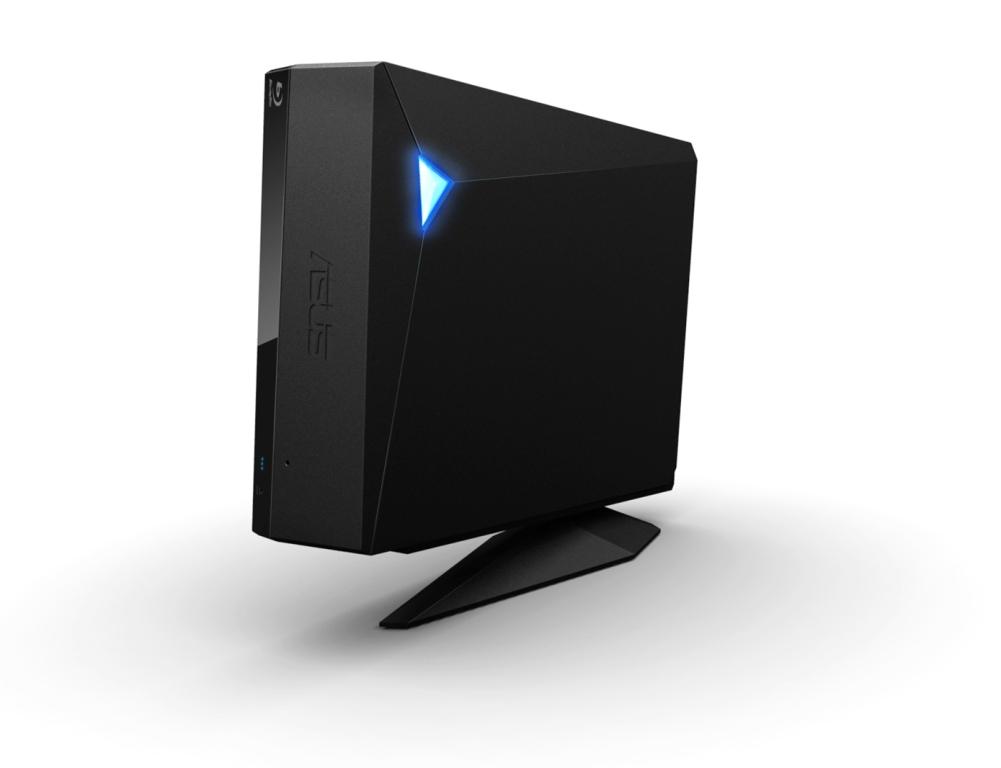 12X外接式半高型藍光燒錄機 / 華碩電腦股份有限公司