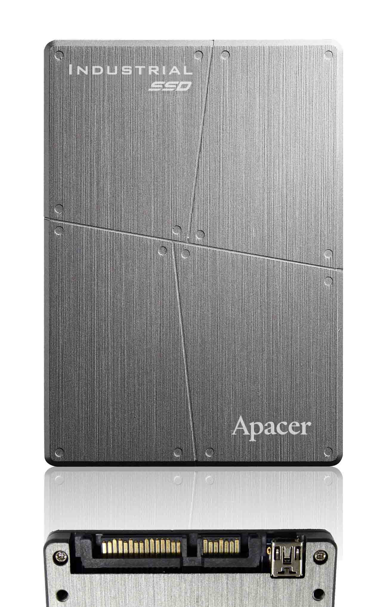 Solid State Drive / Apacer Technology Inc.