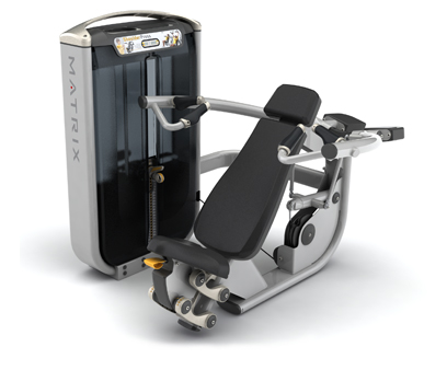 Matrix G7-S23 Converging Shoulder Press / Johnson Health Tech. Co., Ltd.