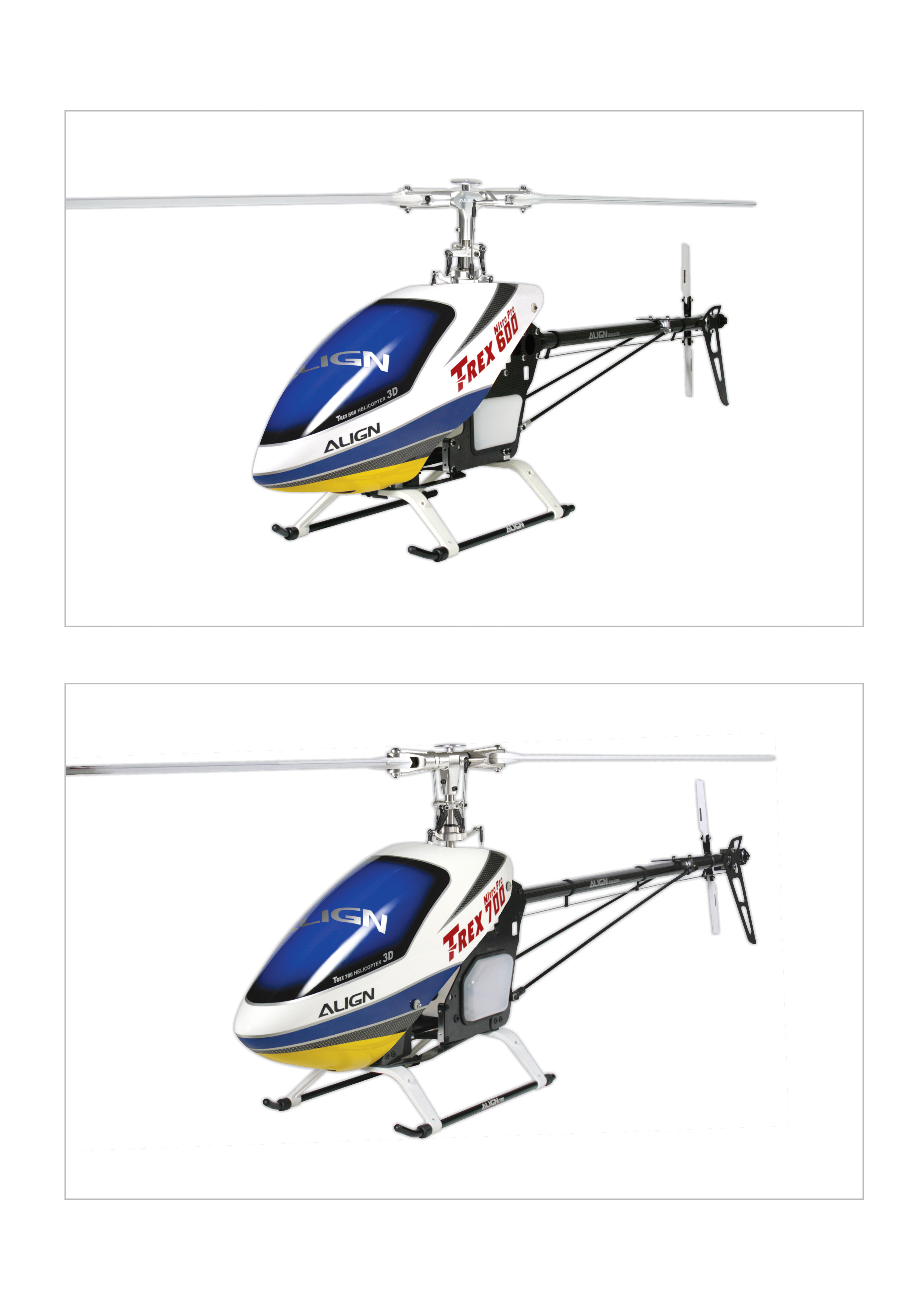 ALIGN RC model products
