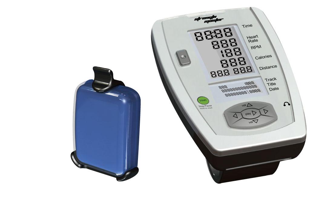 室內戶外兩用電子錶 / 明躍國際健康科技股份有限公司