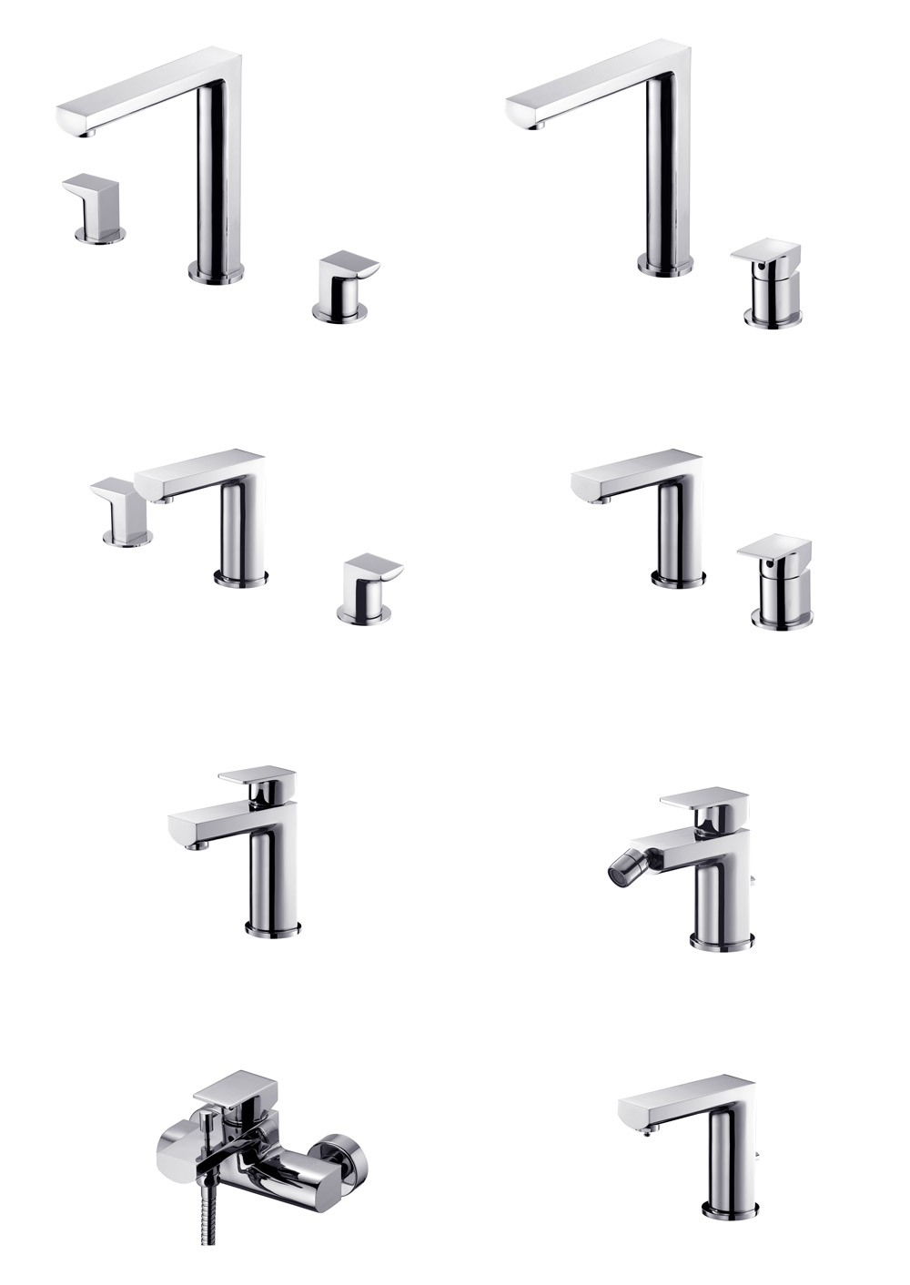 ARCH Series Faucet / SHENG TAI BRASSWARE CO., LTD.