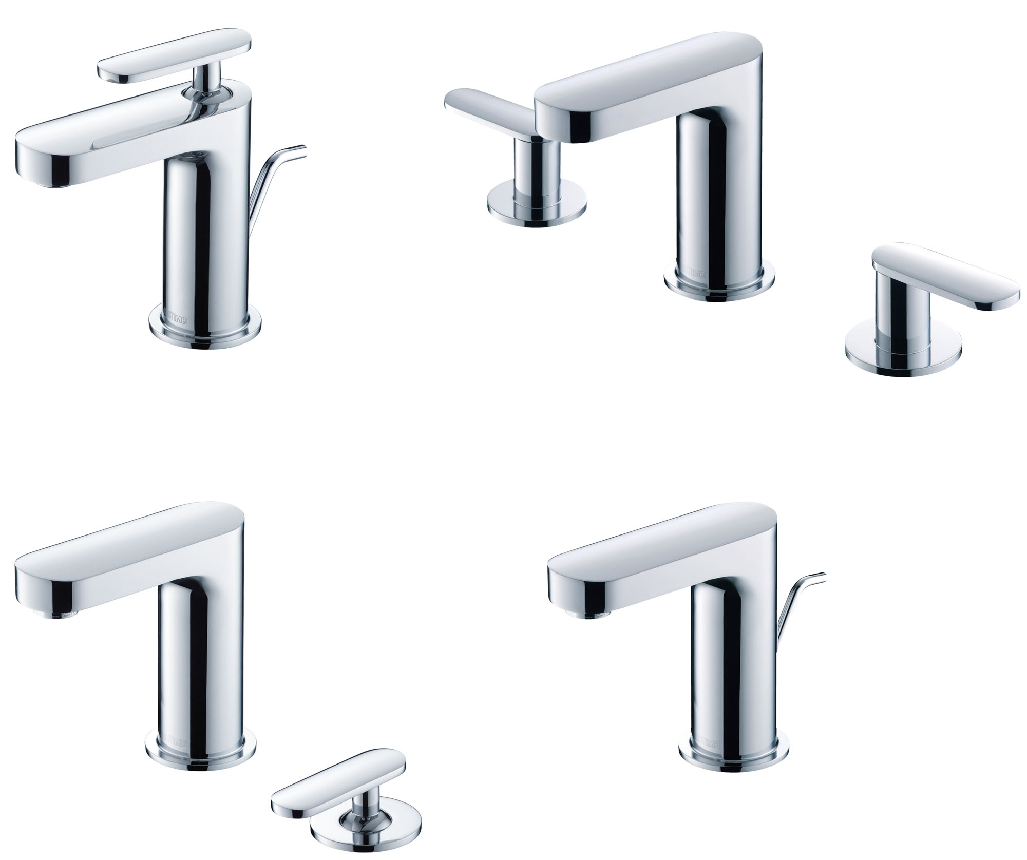 Charming Series Faucet / SHENG TAI BRASSWARE CO., LTD.