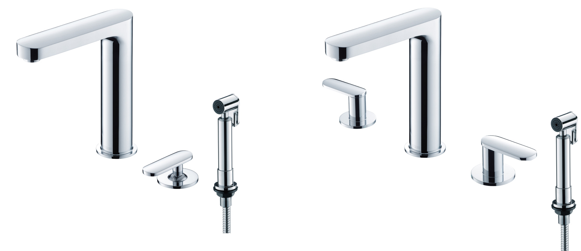 Charming Series Kitchen Faucet / SHENG TAI BRASSWARE CO., LTD.
