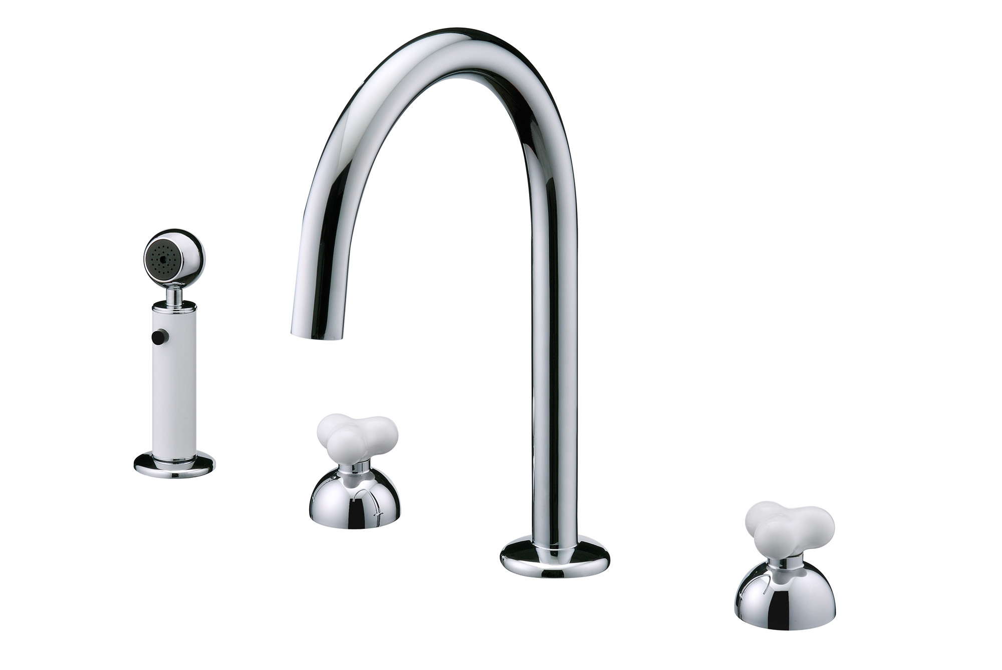 Story Kitchen Faucet / SHENG TAI BRASSWARE CO., LTD.