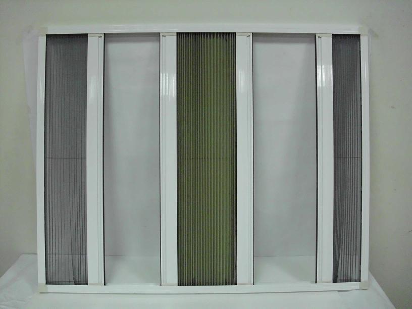 雙拉雙動摺紗 / 清展科技股份有限公司