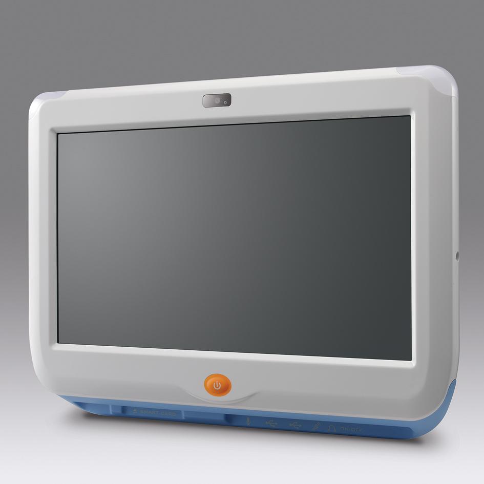 醫療照護暨資訊娛樂系統-1501W