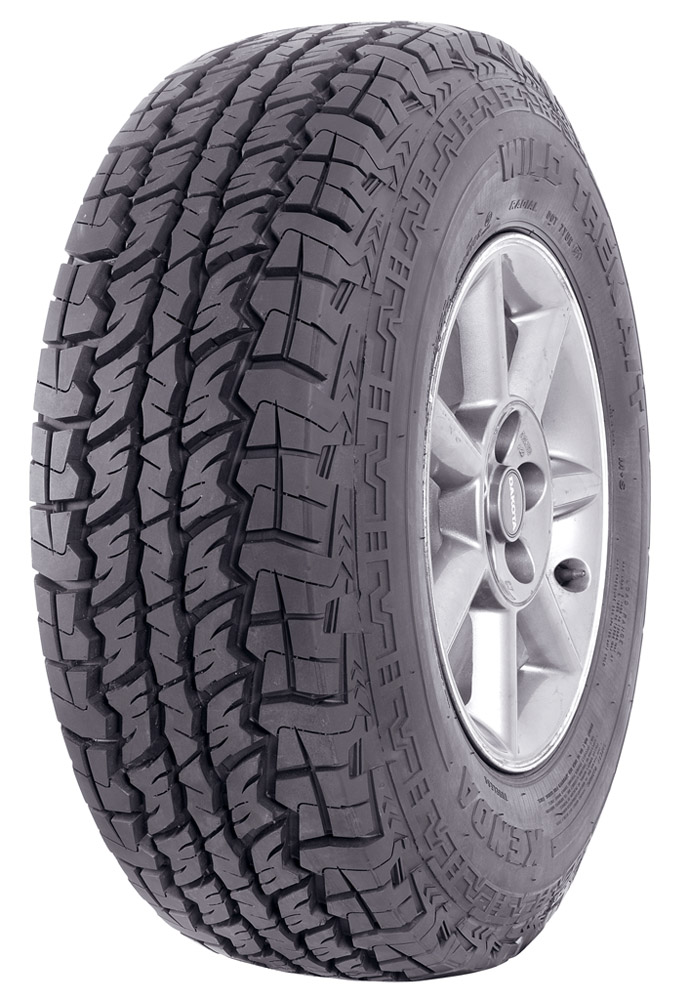 All-Terrain tire    / KENDA RUBBER INDUSTRIAL CO., LTD.