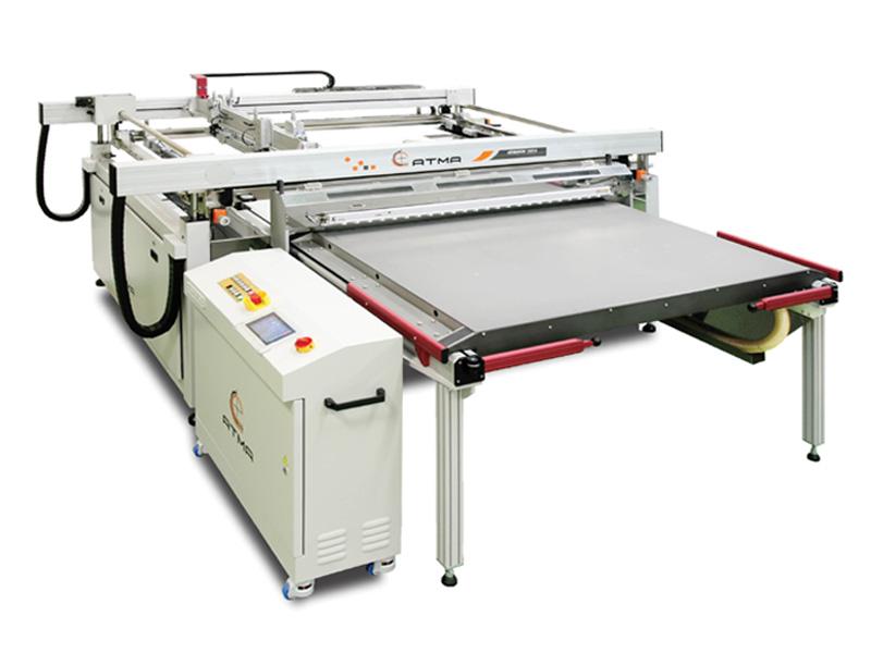 光電科技導光板3/4自動精密網印線 / 東遠精技工業股份有限公司