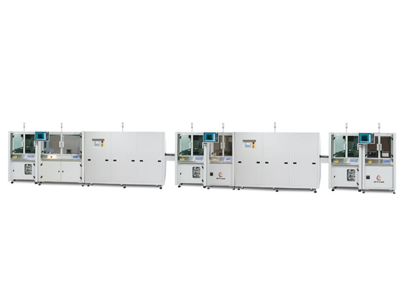 綠能矽晶片全自動網印生產線 / 東遠精技工業股份有限公司