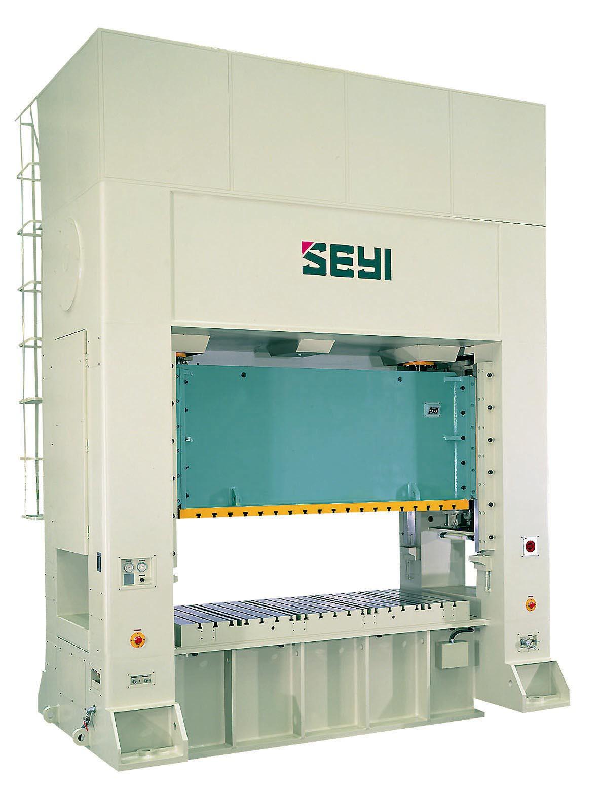 直壁式雙曲軸沖床 / 協易機械工業股份有限公司