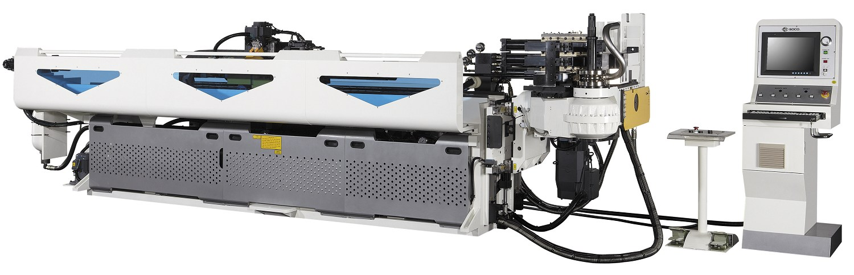 CNC 4 軸高速節能彎管機 / 和和機械股份有限公司