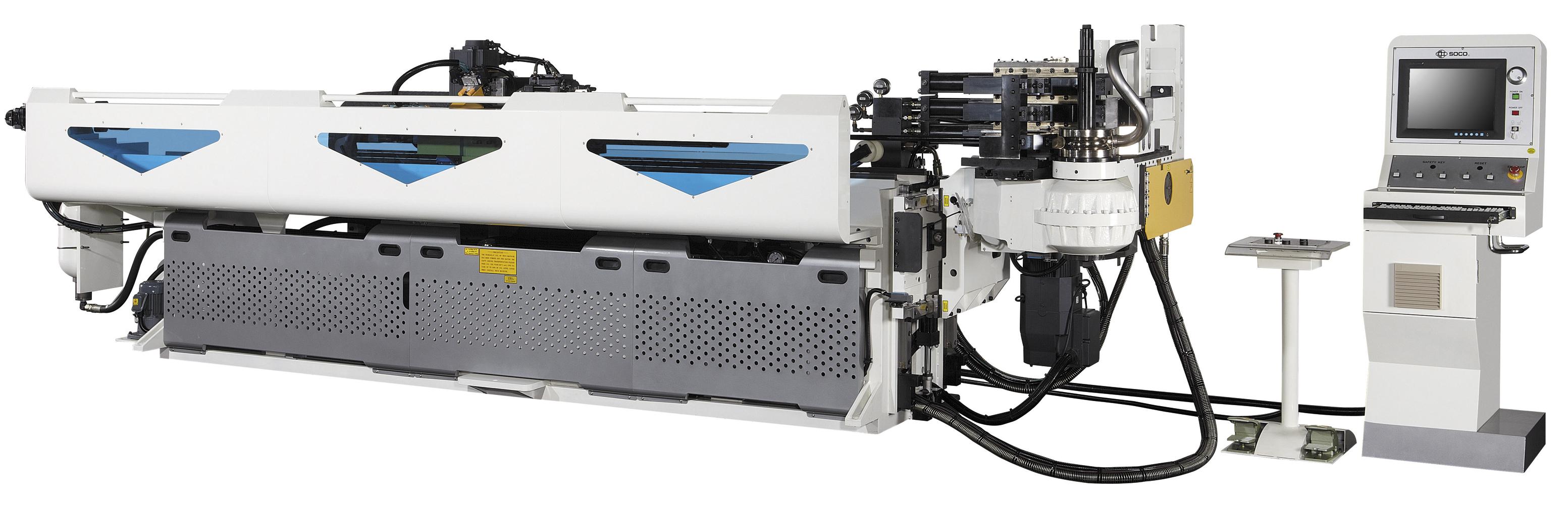 CNC 4 軸高速節能彎管機