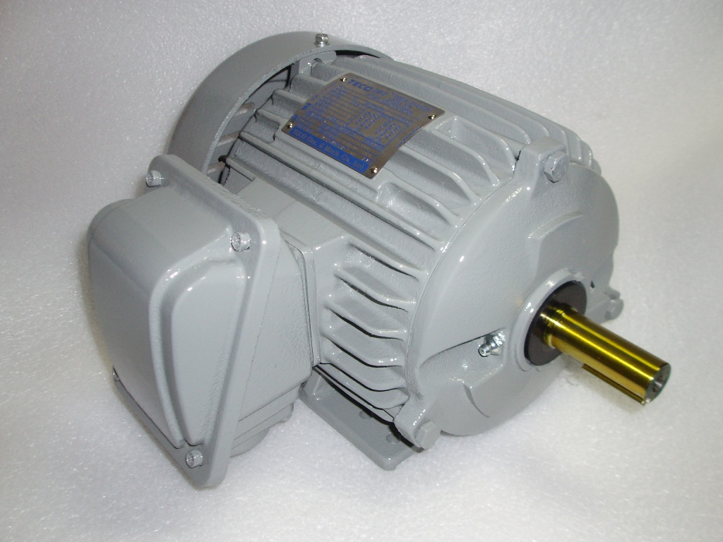 IE4 Super Premium Efficiency Induction Motor / TECO ELECTRIC & MACHINERY CO., LTD.