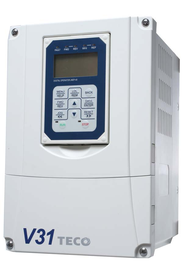 V31 Series Variable Frequency Drive  / TECO ELECTRIC & MACHINERY CO., LTD.