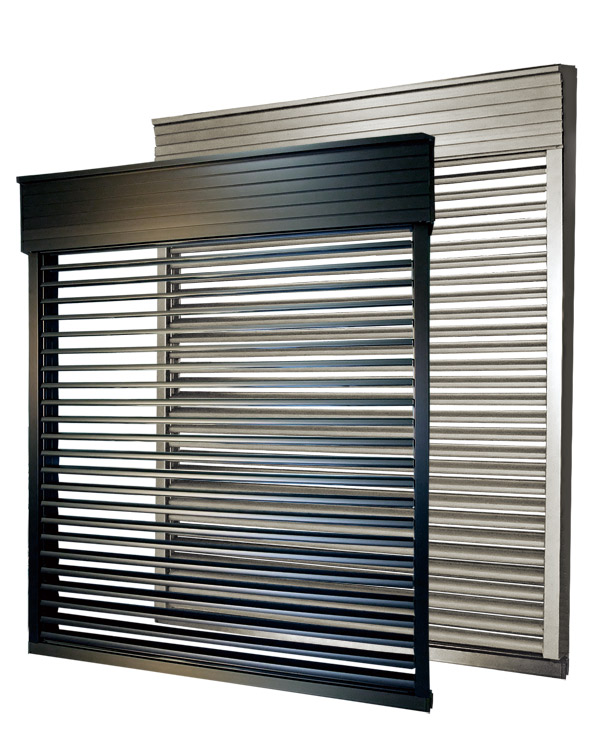 Wind Resistant External Window Blinds / Aurotek Corporation