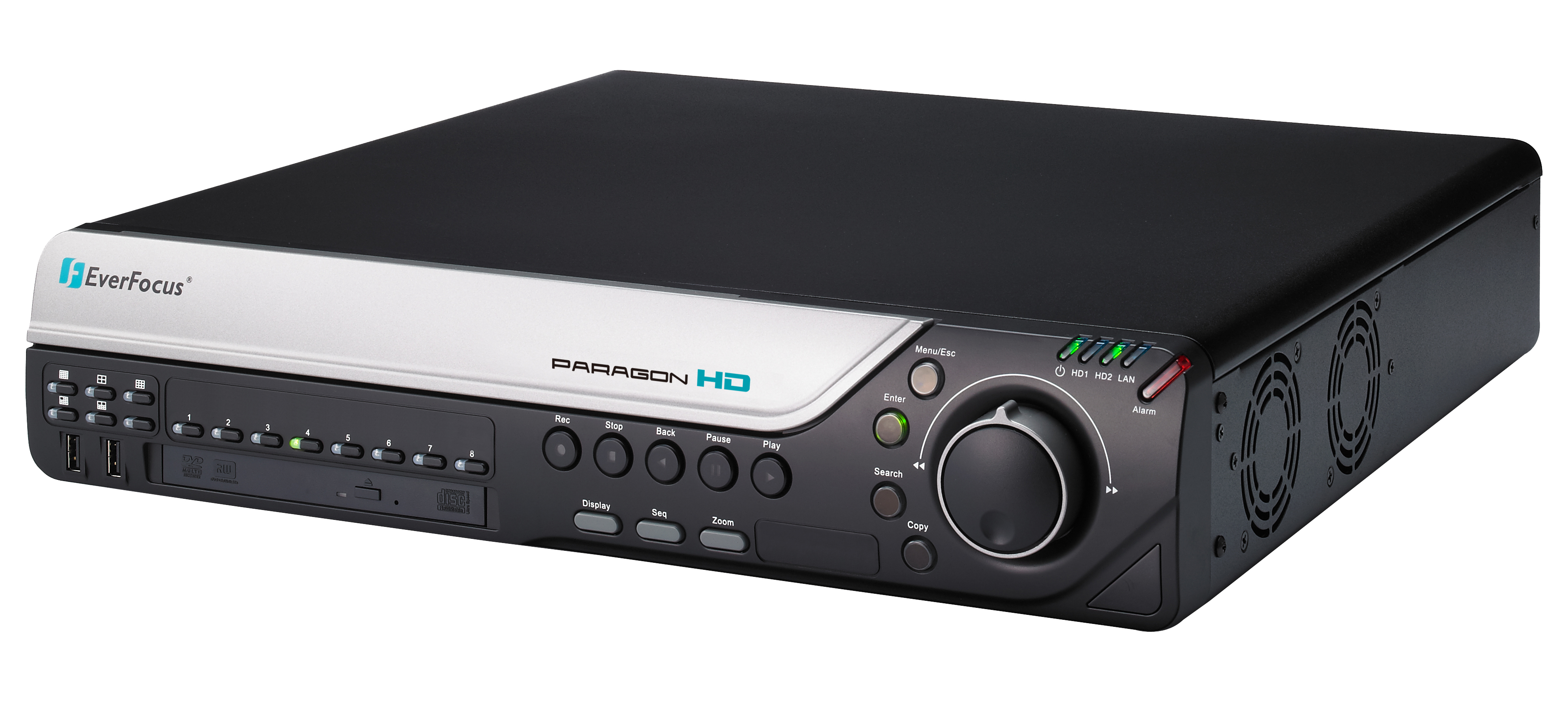 8路HD-SDI高畫質數位錄放影機